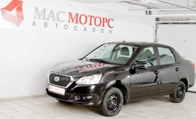 Datsun on-DO Черный