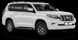 Toyota Land Cruiser Prado - изображение №1